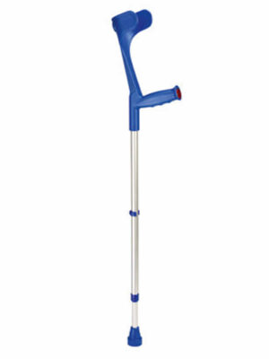 Muleta o bastón inglés Colors azul
