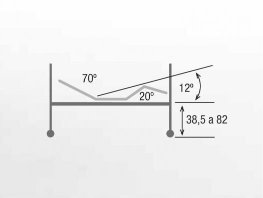 medidas cama aticulada classic 2
