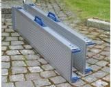 Rampa Telescópica De Aluminio 2 Metros
