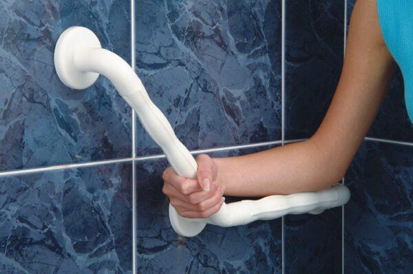 Asideros Ergonómicos Reforzados Natural Grip Angulo 135º