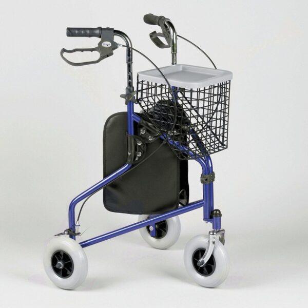 Caminador Extra Maniobrable Delta