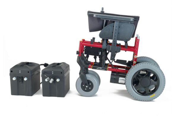 silla ruedas eléctrica Quickie F35