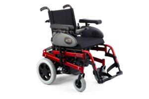 silla de ruedas eléctrica Rumba