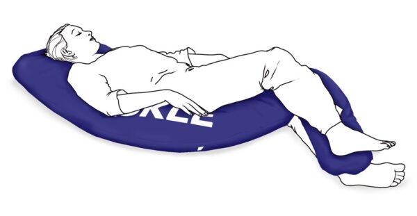 Cojin posiconamiento lateral
