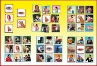 Juego Con Fotografias: Los 5 Sentidos