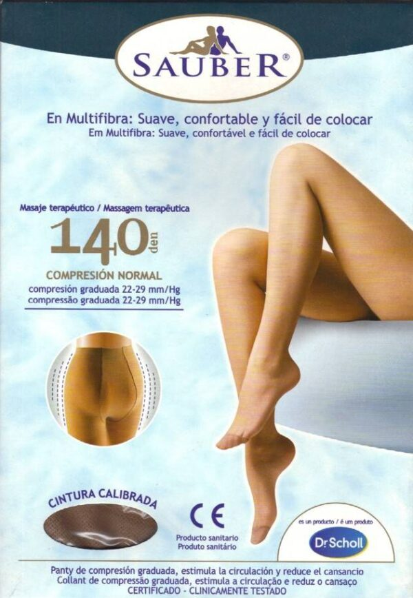Panty Compresión Normal (2 X 1)