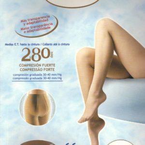 Panty Compresión Fuerte (2 X 1)