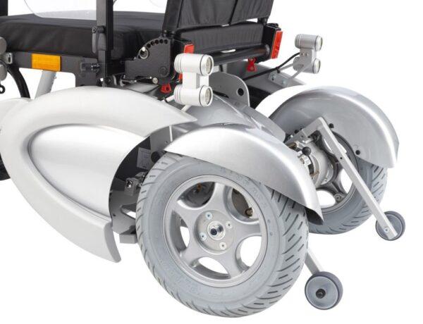 silla de ruedas eléctrica XXL Neo