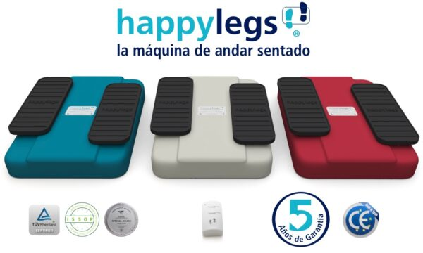 Happy Legs ejercitador de piernas