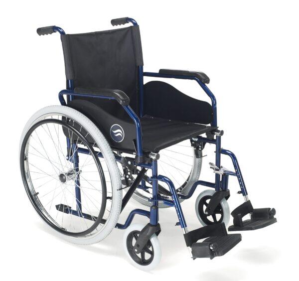 Silla ruedas plegable Breezy 90