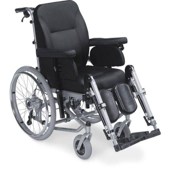 Silla de ruedas posicionamiento Balance