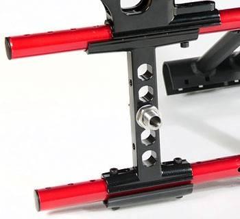 Silla aluminio plegable Helix 2