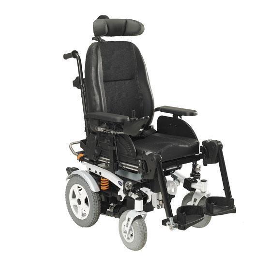 silla de ruedas eléctrica Bora