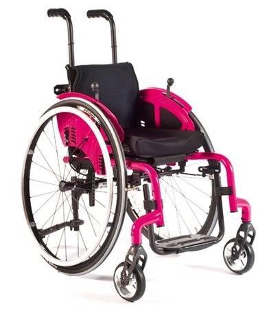 Silla de ruedas infantil Simba