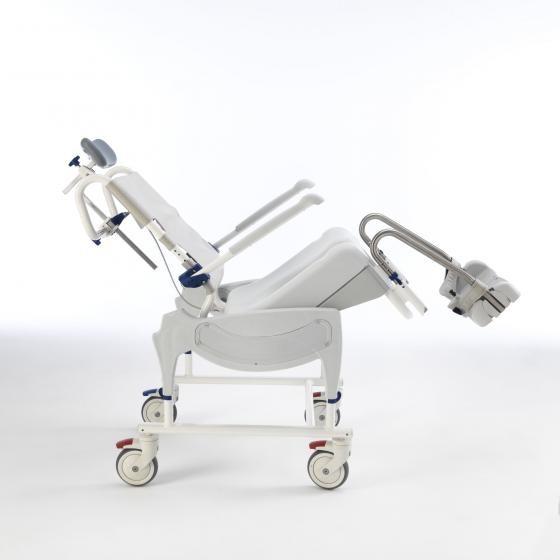 Silla de ruedas para ducha Ocean E-Vip