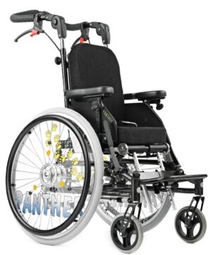 silla de ruedas infantil Panther