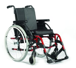 Silla de ruedas Brezzy Rubix 2