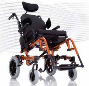 Silla de ruedas infantil Tekna Tilt