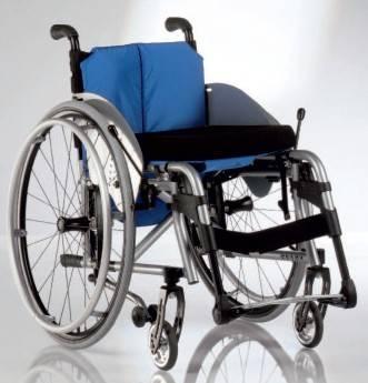 Silla de ruedas infantil Avantgarde Teen 2