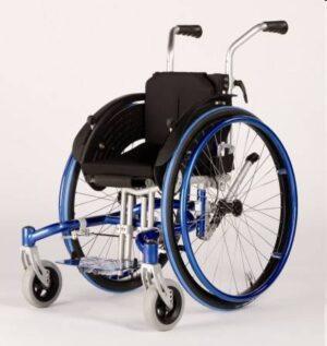 Silla de ruedas infantil BravoRacer