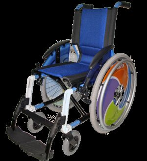 silla de ruedas infantil Line