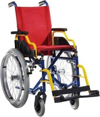 Silla de ruedas infantil Liliput
