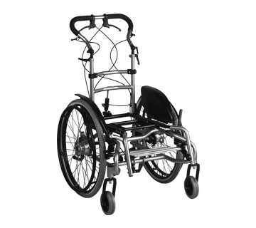 Silla de ruedas infantil Dino 3