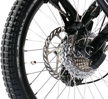 Handbike para silla de ruedas Attitude Manual