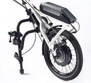 Handbike para silla de ruedas Attitude Hibrida
