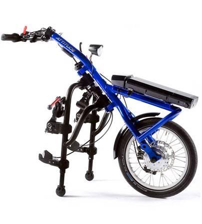 Handbike para silla de ruedas Attitude Eléctrica
