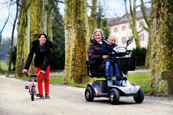 Scooter eléctrico Sterling 425