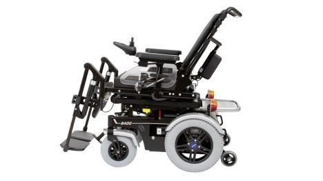 Silla de ruedas eléctrica B400