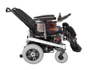 Silla de ruedas eléctrica Triplex