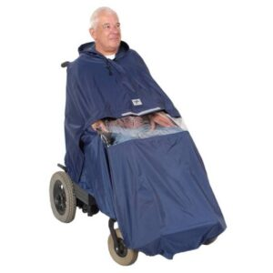 Chubasquero para sillas electricas