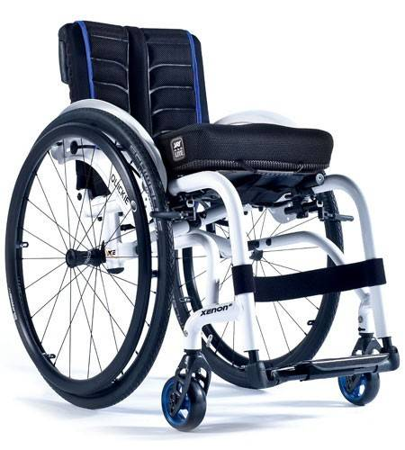 Silla de ruedas Quickie Xenon 2 Hibrida