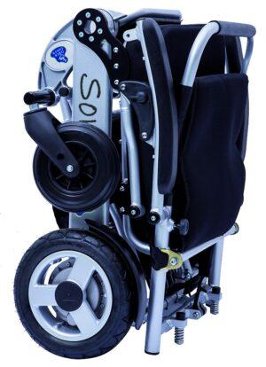Silla de ruedas eléctrica Sorolla