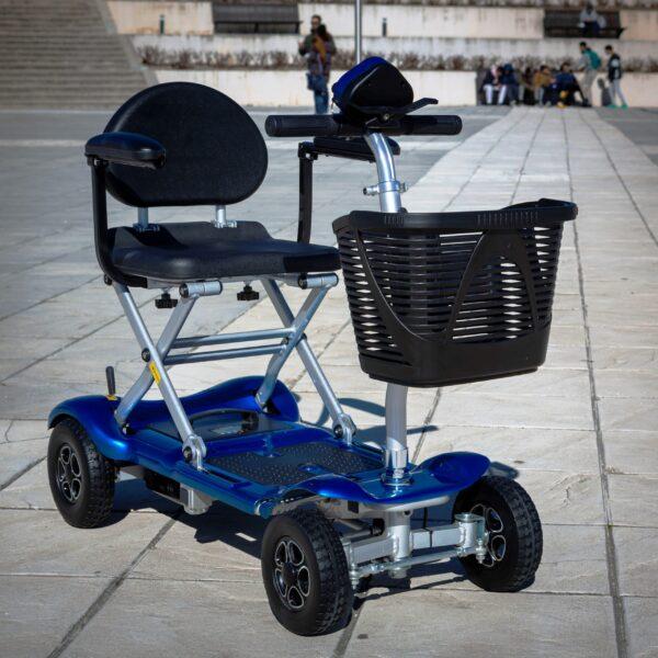 scooter Bravo