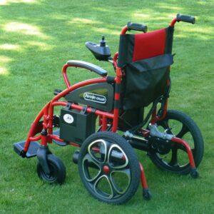 Silla de ruedas eléctrica Power Chair Sport