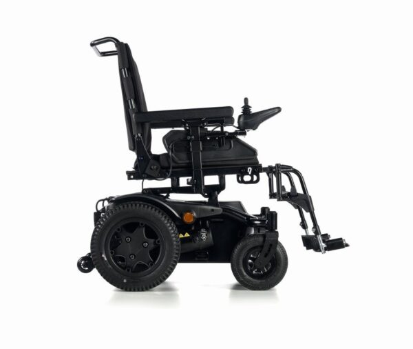 Silla de ruedas electrica Q200 R