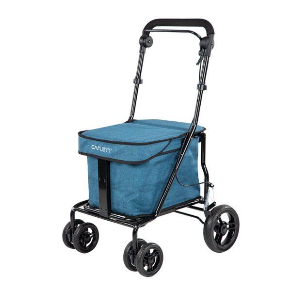 Carro de la compra con asiento Lett 800