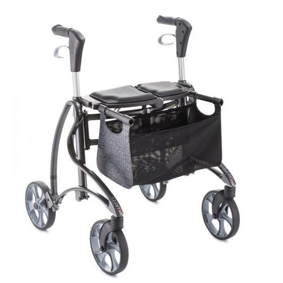 Andador cuatro ruedas Jazz II