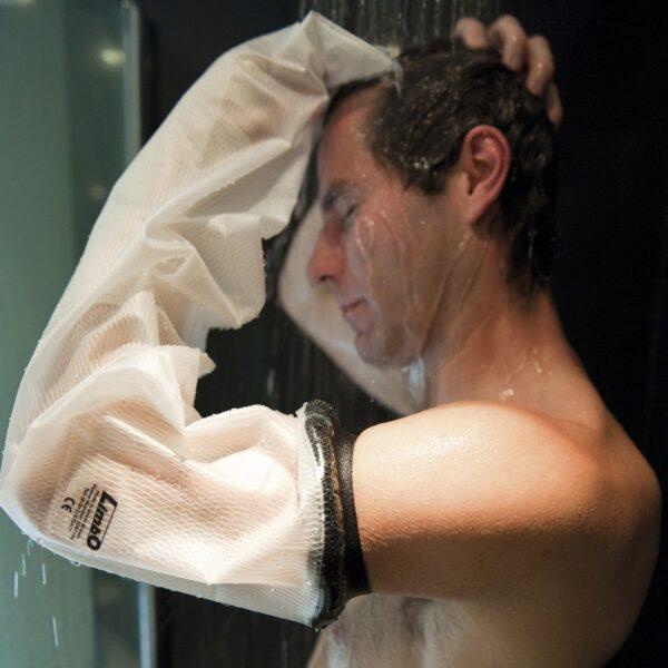 Protector Brazo Entero para ducha