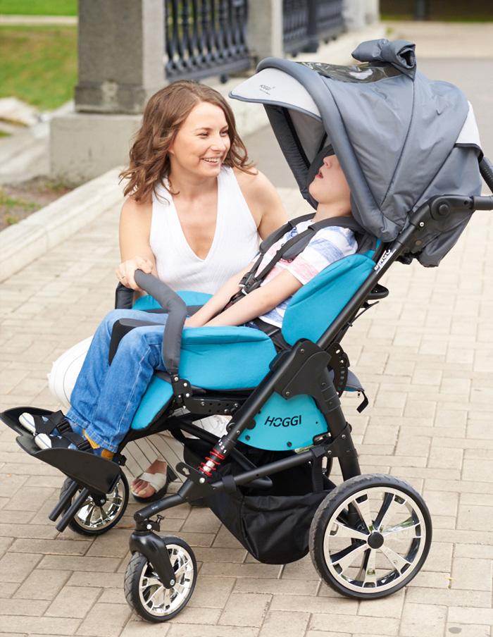 silla de paseo niños discapacitados