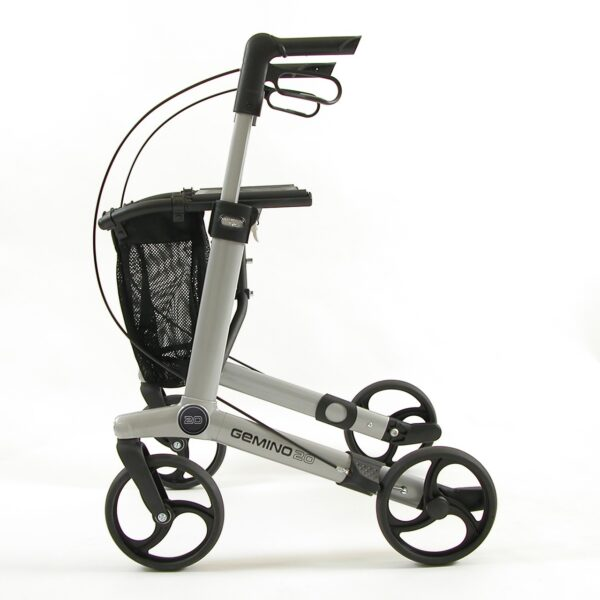 Andador cuatro ruedas Gemino 20