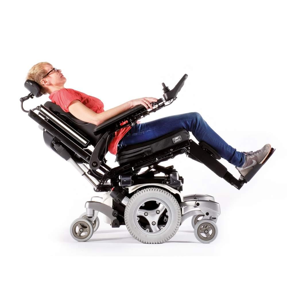 silla de ruedas electrica reclinable