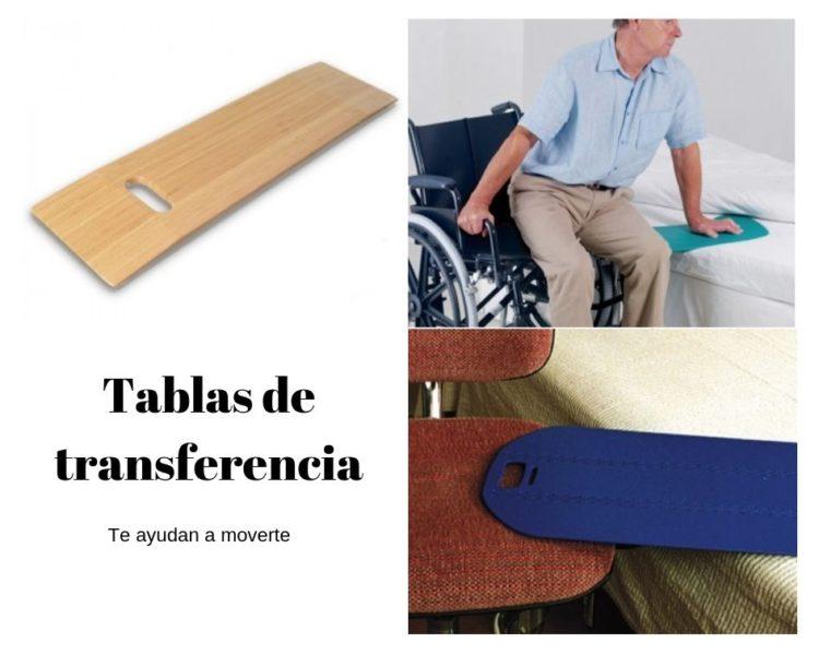 Tipos de tablas de transferencia
