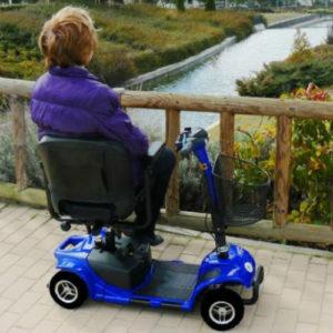 scooter para minusvalidos pequeños