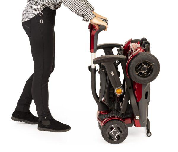 Scooter ligera plegable I-Laser