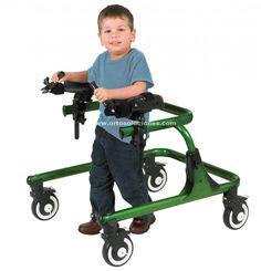 andador infantil para discapacidad