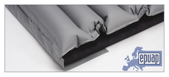 Celdas de presión alternante colchón antiescaras